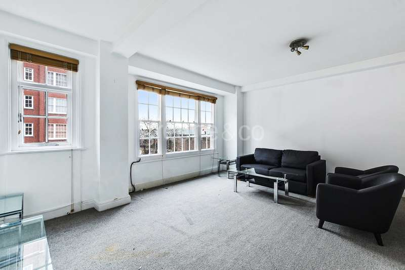 3 Bedrooms Flat for sale in Apsley House, Finchley Road, St Johns Wood, London, NW8