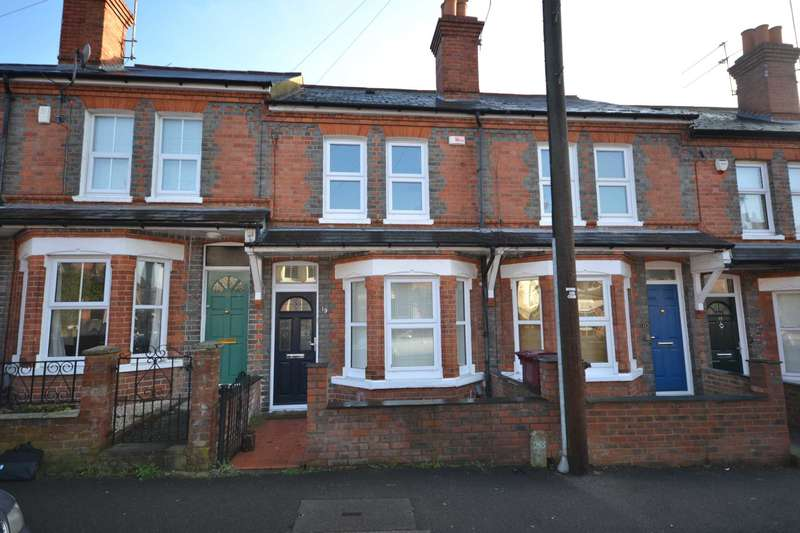 2 Bedrooms Terraced House for sale in Cromwell Road, Caversham