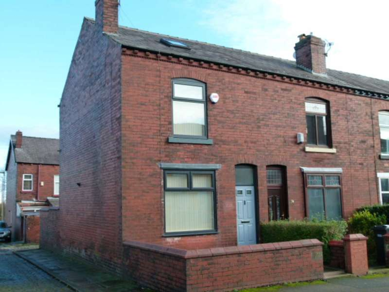 3 Bedrooms End Of Terrace House for sale in Melrose Avenue, Bolton, BL1 5NA