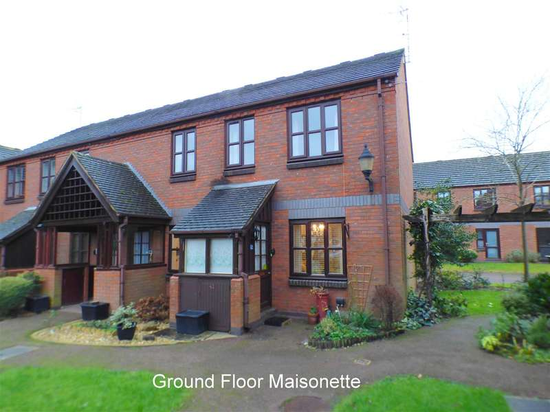 1 Bedroom Property for sale in Saffron Meadow, Stratford-Upon-Avon