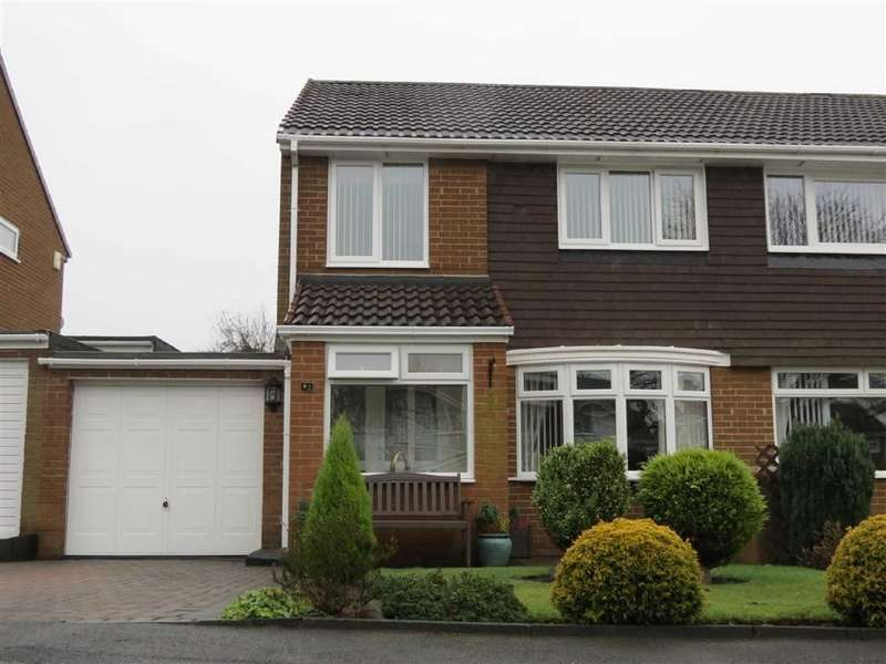 3 Bedrooms Property for sale in Fountains Close, Biddick, Washington