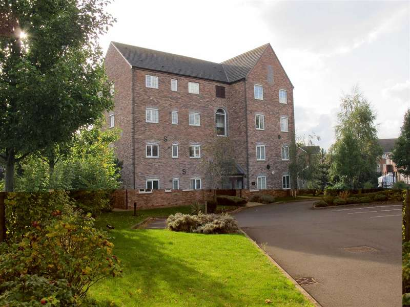 2 Bedrooms Flat for sale in Mill Court, Droitwich Spa