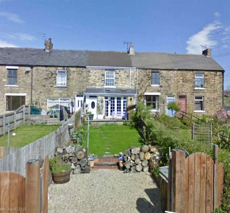 2 Bedrooms Property for sale in Hedley Hill Terrace, Waterhouses