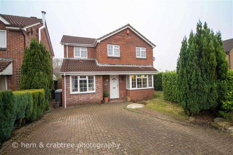 4 Bedrooms Property for sale in Dol Y Felin, Creigiau, Cardiff