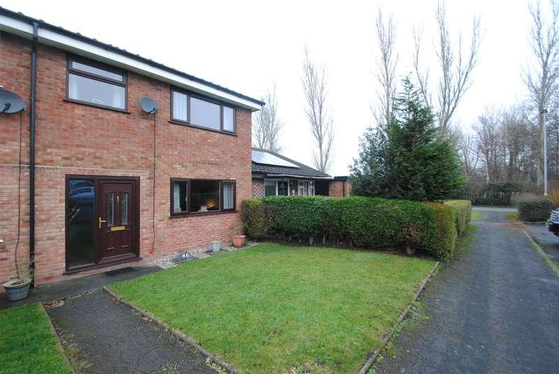 3 Bedrooms Property for sale in Ackers Lane, Stockton Heath, WARRINGTON, WA4