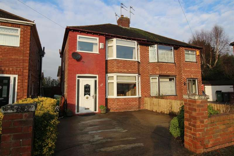 3 Bedrooms Semi Detached House for sale in Cobham Road, Moreton, Wirral , CH46 0QZ