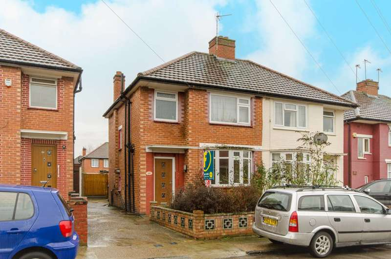 3 Bedrooms House for sale in Brentvale Avenue, Alperton, HA0