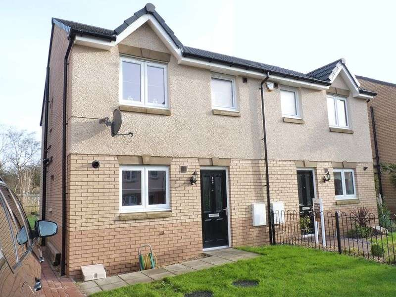 3 Bedrooms Semi Detached House for sale in Cambridge Crescent, Clarkston, Airdrie