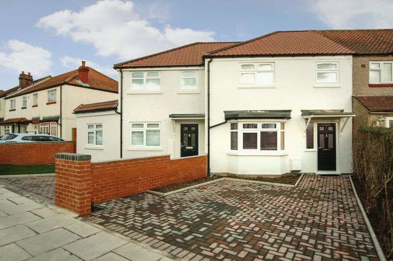 3 Bedrooms Terraced House for sale in Hillbeck Way, Greenford