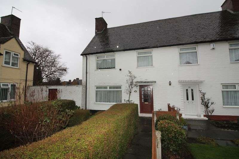 2 Bedrooms Terraced House for sale in Ganneys Meadow Road, Woodchurch