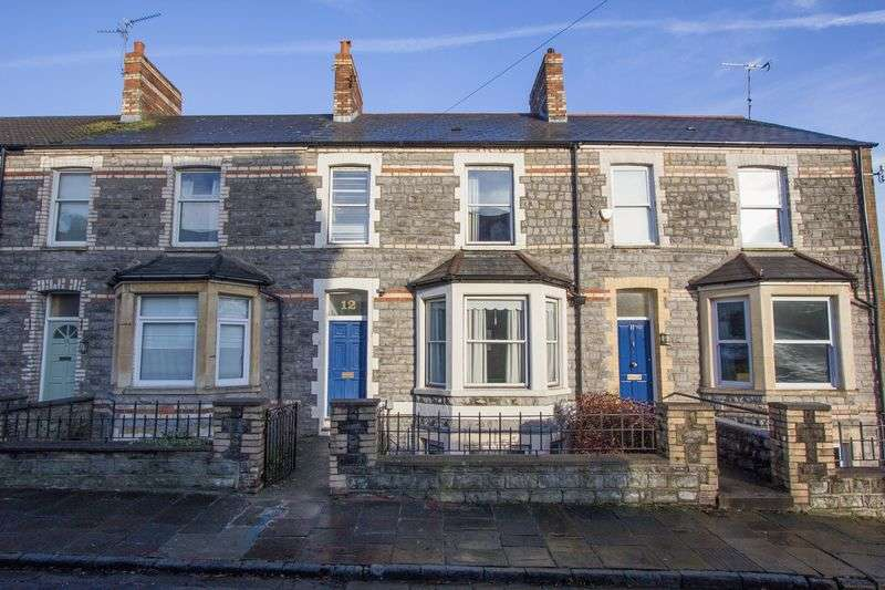 5 Bedrooms Terraced House for sale in Pembroke Terrace, Penarth