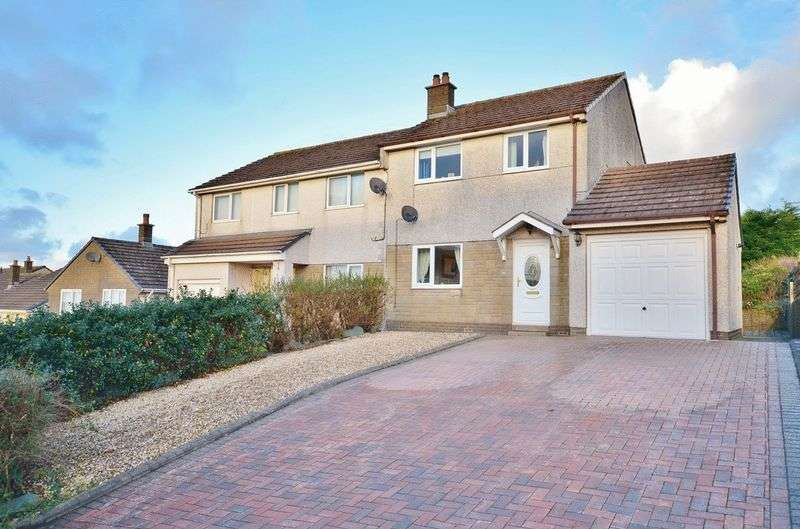 3 Bedrooms Semi Detached House for sale in Burton High Close, Whitehaven