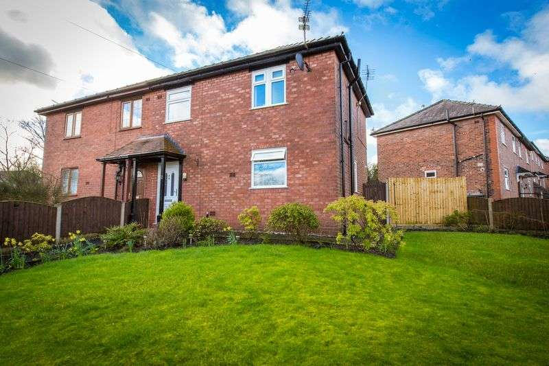 3 Bedrooms Semi Detached House for sale in Jubilee Avenue, Orrell