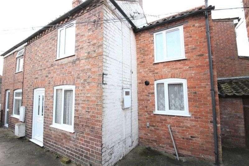 1 Bedroom Semi Detached House for sale in Mill Lane, Horncastle