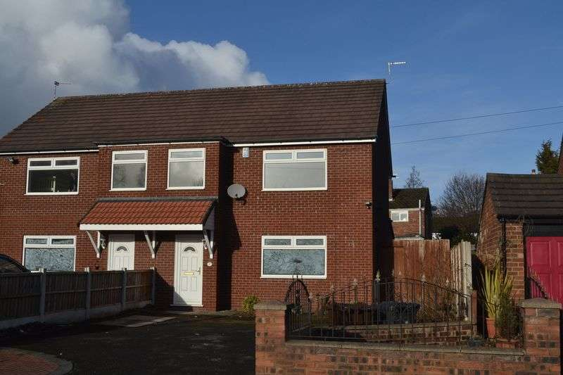 3 Bedrooms Semi Detached House for sale in Hall Lane, Maghull