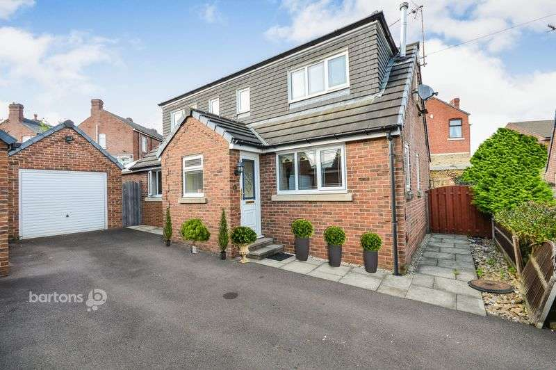 3 Bedrooms Detached House for sale in Richards Way, Rawmarsh, Rotherham