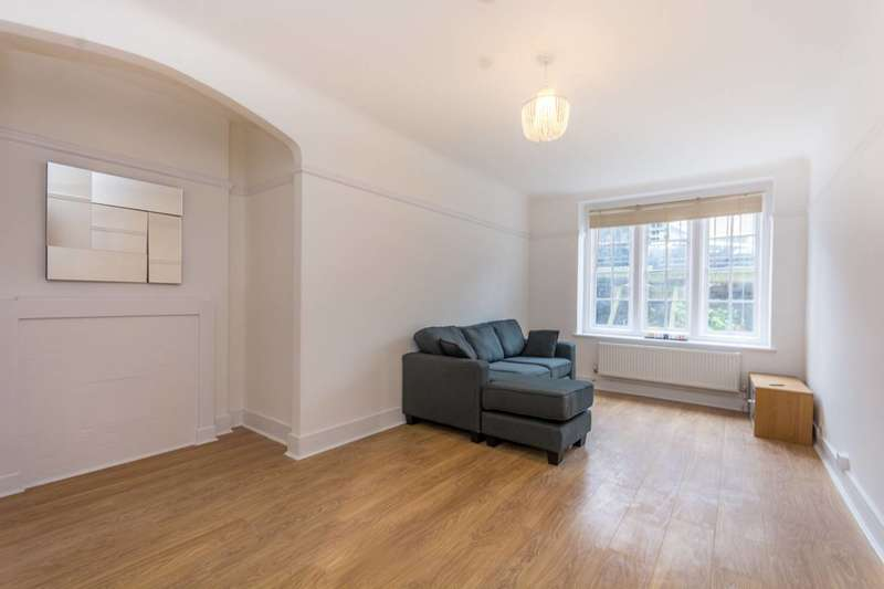1 Bedroom Flat for sale in Mortimer Crescent, Kilburn, NW6