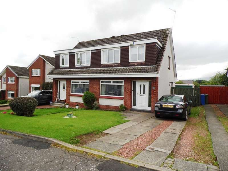 3 Bedrooms Detached House for rent in Craighton Gardens, Lennoxtown, East Dunbartonshire