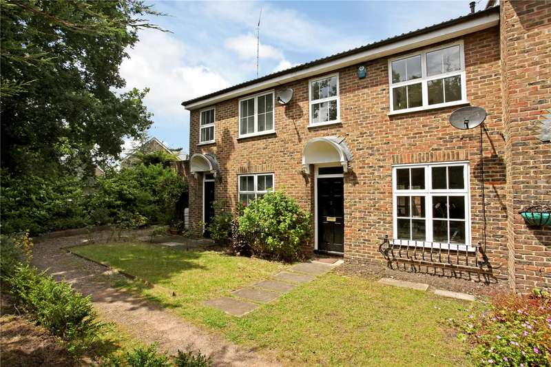 3 Bedrooms Terraced House for sale in Chieveley Mews, London Road, Sunningdale, Berkshire, SL5