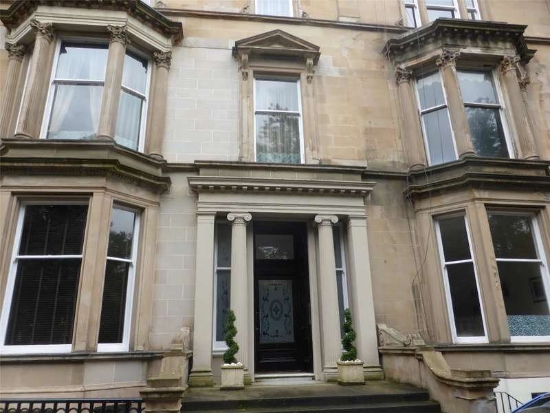 2 Bedrooms Flat for rent in Devonshire Terrace, West End, Glasgow