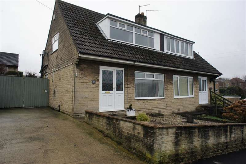 2 Bedrooms Semi Detached House for sale in Ellorslie Drive, Stocksbridge, Sheffield, S36 2BB
