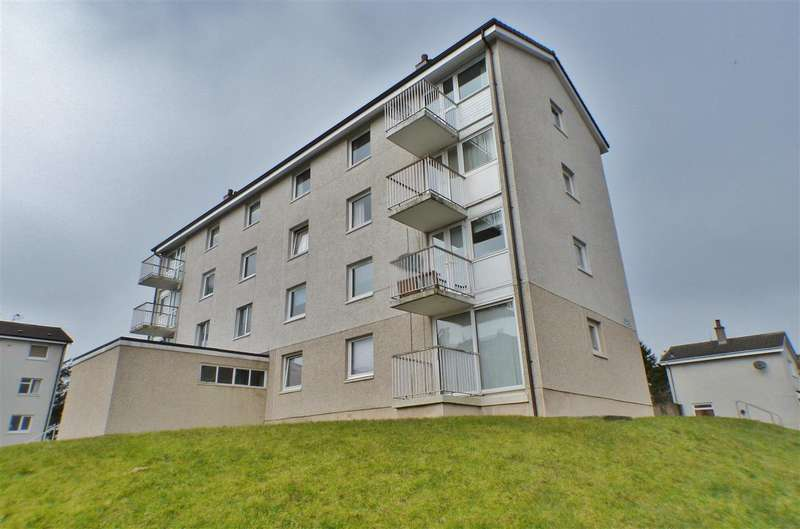 2 Bedrooms Apartment Flat for sale in Sydney Drive,Westwood, EAST KILBRIDE
