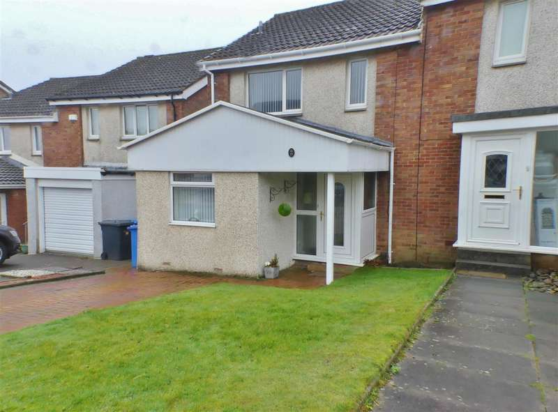 4 Bedrooms Semi Detached House for sale in Bowmont Place, EAST KILBRIDE