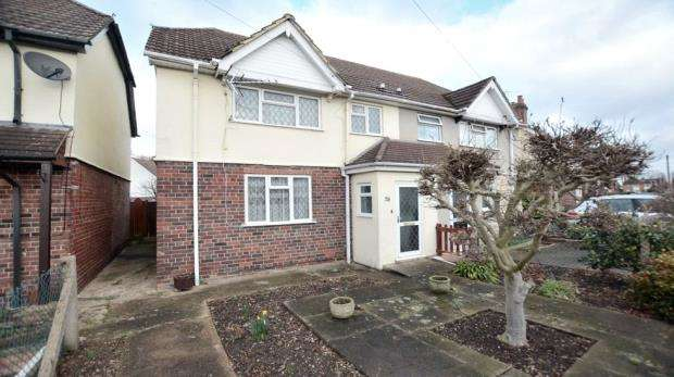 3 Bedrooms Semi Detached House for sale in Benbow Waye, Uxbridge