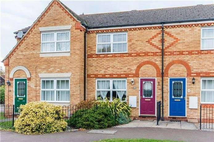 2 Bedrooms Terraced House for sale in Tenison Manor, Cottenham, Cambridge