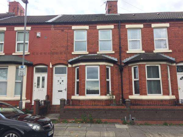 3 Bedrooms Terraced House for sale in 70 GARNETT AVENUE, LIVERPOOL