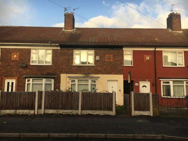 3 Bedrooms Terraced House for sale in 139 KINGSHEATH AVENUE, LIVERPOOL