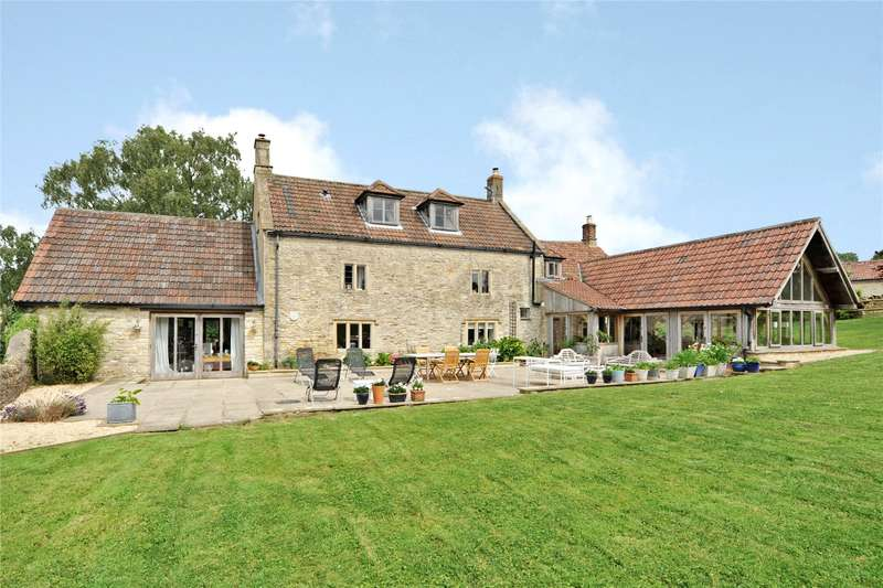 5 Bedrooms Detached House for sale in Dyrham, Near Bath, SN14