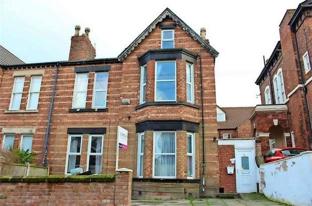 5 Bedrooms Semi Detached House for sale in Eaton Road, Prenton, Merseyside