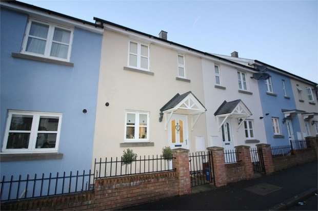 2 Bedrooms Terraced House for sale in Caepenydre, ABERGAVENNY, Monmouthshire
