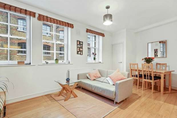2 Bedrooms Flat for sale in The Vale, Acton