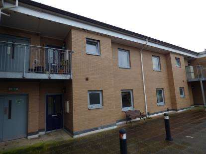 1 Bedroom Flat for sale in Belgrave Road, Exeter, Devon