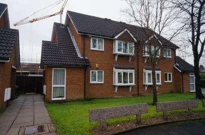 2 Bedrooms Retirement Property for sale in Carrgreen Close, Manchester, Greater Manchester