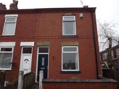 3 Bedrooms Semi Detached House for sale in Cambrian Road, Edgeley, Stockport