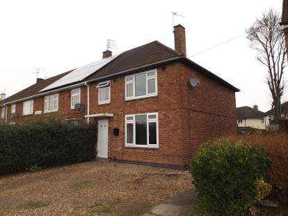 3 Bedrooms Semi Detached House for sale in Sturdee Road, Leicester