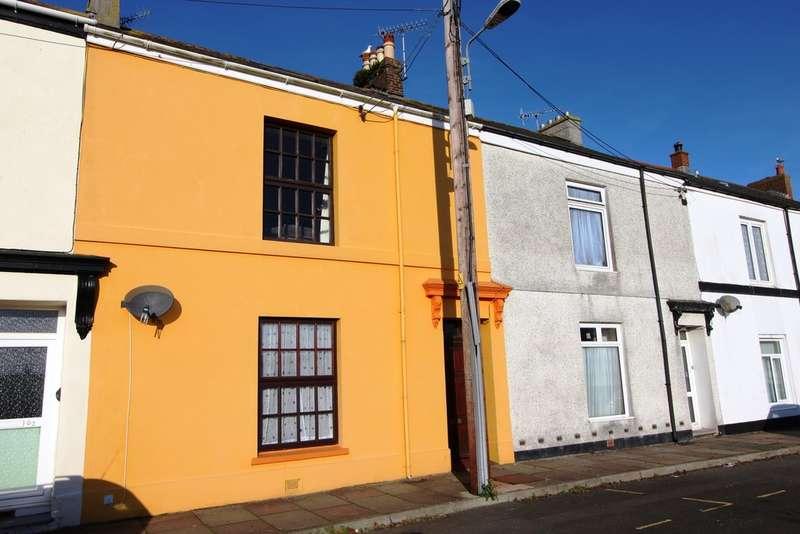 2 Bedrooms Flat for sale in Wellington Street , Torpoint