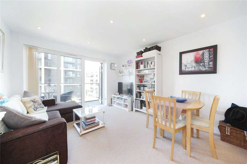 1 Bedroom Flat for sale in Kennet House, Wandsworth, London, SW18
