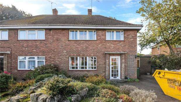 3 Bedrooms Semi Detached House for sale in East Green, Blackwater, Camberley