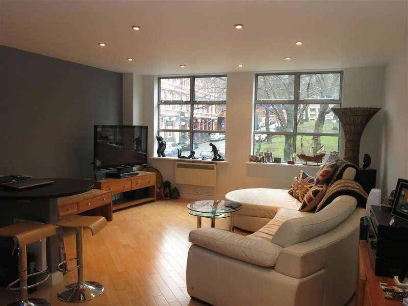 2 Bedrooms Property for sale in Miller Apartments, St. Pauls Square, Birmingham
