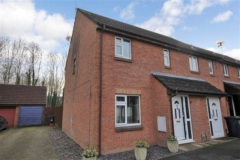 3 Bedrooms Property for sale in Juliana Close, Middleleaze, Swindon