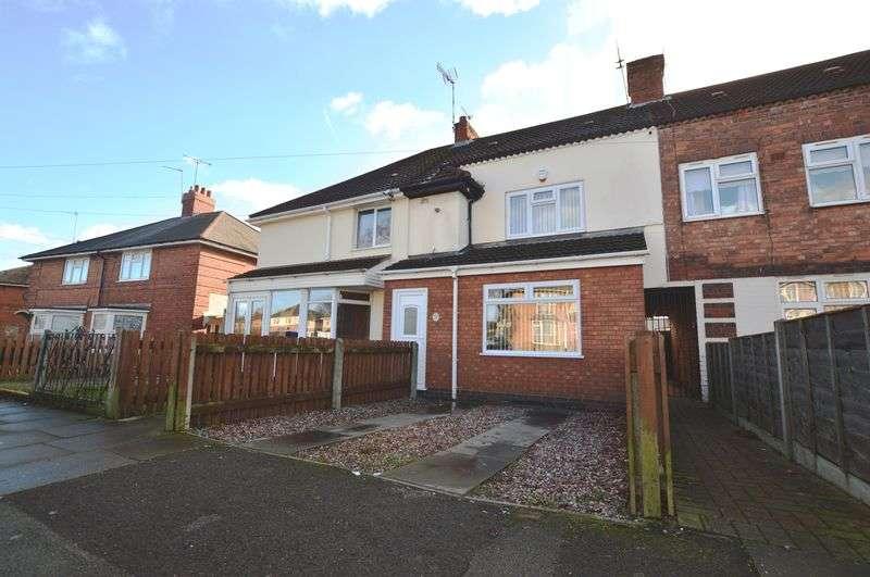 3 Bedrooms Terraced House for sale in Belvedere Road, Birmingham