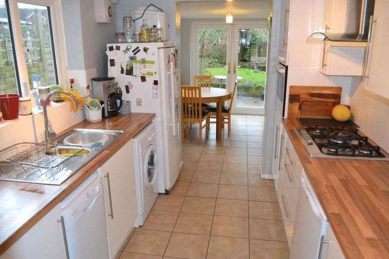 3 Bedrooms Semi Detached House for sale in South Tonbridge