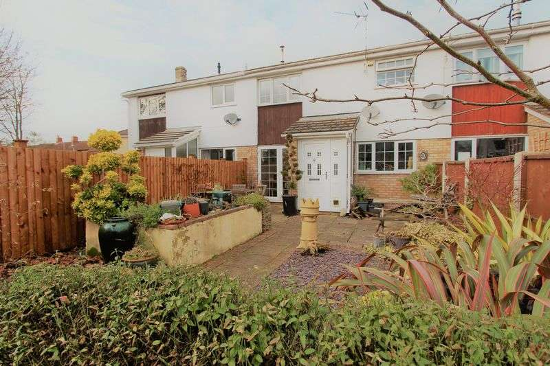 3 Bedrooms Terraced House for sale in Court Meadow, Stone