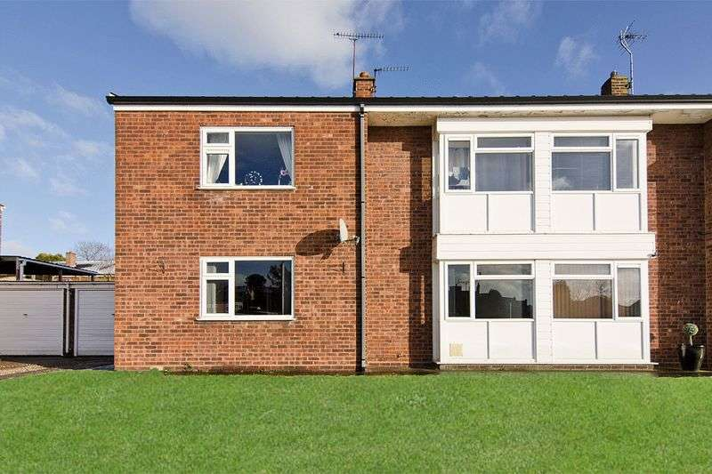 1 Bedroom Flat for sale in McGhie Street, Hednesford, Cannock