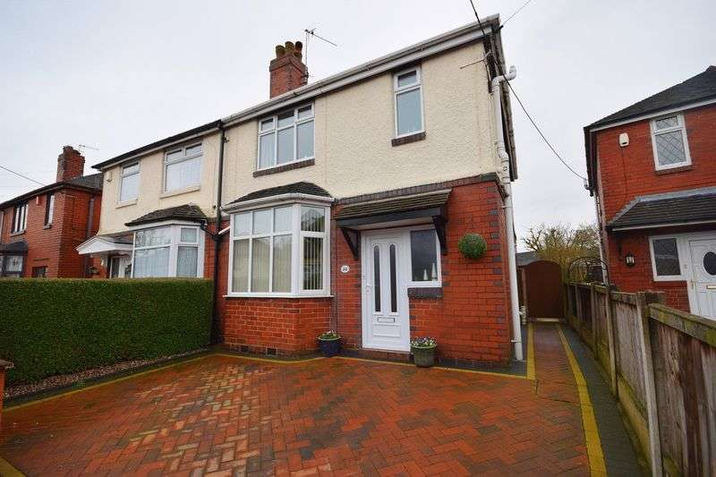 3 Bedrooms Semi Detached House for sale in Buxton Street, Sneyd Green