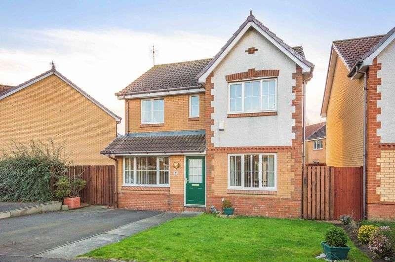 4 Bedrooms Detached House for sale in 90 Poplar Park, Port Seton, Prestonpans, East Lothian, EH32 0TE
